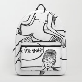 Riendo Salads- Uncovered, Discover p.8 Backpack