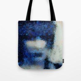 Deco Girl Tote Bag