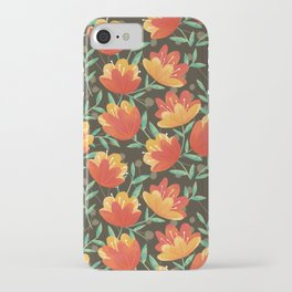 Afternoon Blossoms iPhone Case