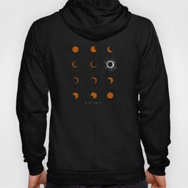 Total Solar Eclipse August 21 2017 Hoody