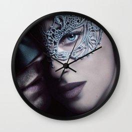 Fifty Shades Darker - Anastasia Steele Wall Clock