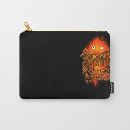 Pocket Calcifer Carry-All Pouch
