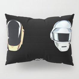 Daft Punk Combined Pillow Sham