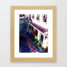Isabel Framed Art Print