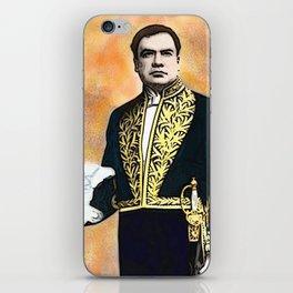 Rubén Darío (1867-1916) iPhone Skin