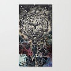 We Tigers Canvas Print