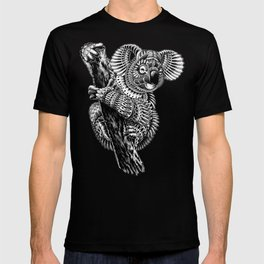 Ornate Koala T-shirt