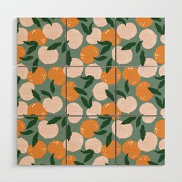 PEACHY KEEN Wood Wall Art