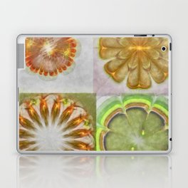 Uncounselable Unconcealed Flower  ID:16165-003208-67190 Laptop & iPad Skin
