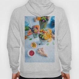 colourful, delicious, vegan Hoody
