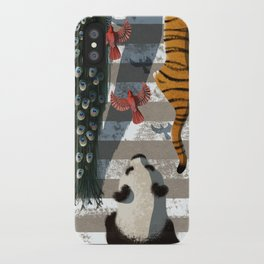 zebra crossing #2 iPhone Case