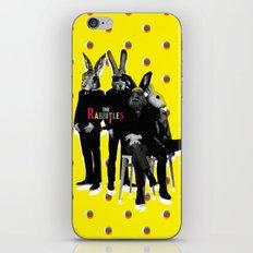 The Rabbitles iPhone & iPod Skin