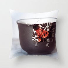 Zen Throw Pillow