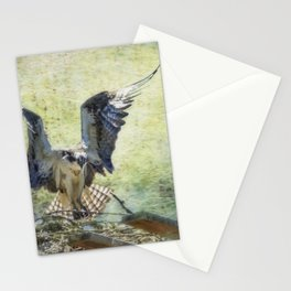 Wings Like an Angel Stationery Cards