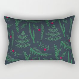 Christmas 22 Rectangular Pillow