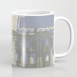 Tallinn skyline poster Coffee Mug