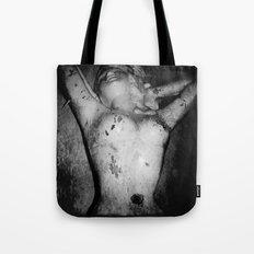 Vintage Nude Tote Bag