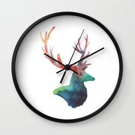 Cerf Wall Clock