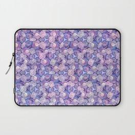 Botanical In Blue Laptop Sleeve
