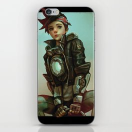tracer 1900 iPhone Skin