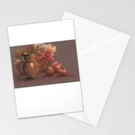 Warm Still Life Composition Stationery Cards