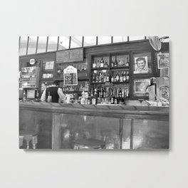 Bar in Old Havana, Cuba Metal Print
