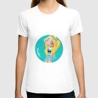 powerpuff girls T-shirts featuring The Powerpuff Girls, Today. Bubbles (Fan Art) by The Rabbit Joe by The Rabbit Joe