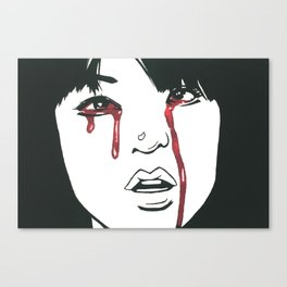 Kill Bill Vol. I Canvas Print