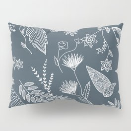 Flower Jungle Pillow Sham