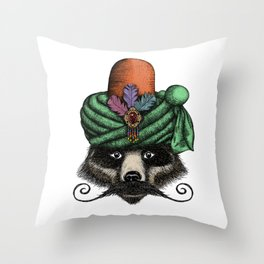Sultans of the Ottoman Throw Pillow