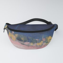 Pink navy bliss Fanny Pack
