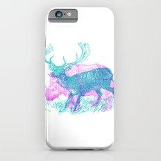 DEER W/T RHINOCEROS iPhone 6s Slim Case