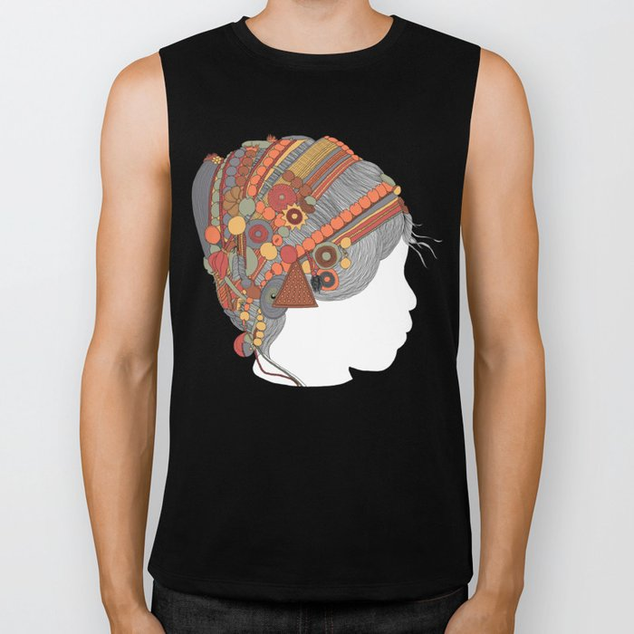 A TRIBE CALLED WOMEN - COLOR EDITION Biker Tank