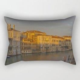 A view of Venice Rectangular Pillow