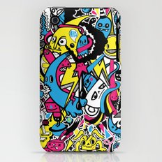 4 Seasons Doodle Slim Case iPhone (3g, 3gs)