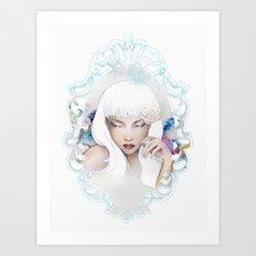 Mercurial Art Print