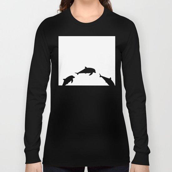 Dolfin Jumps Long Sleeve T-shirt