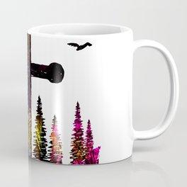 forest anchor Coffee Mug