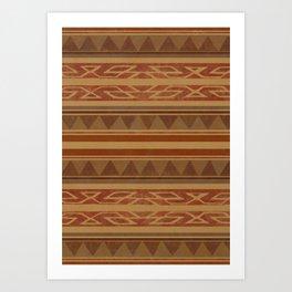 Navajo  Art Print