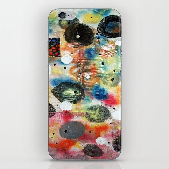 UNTITLED2 iPhone & iPod Skin