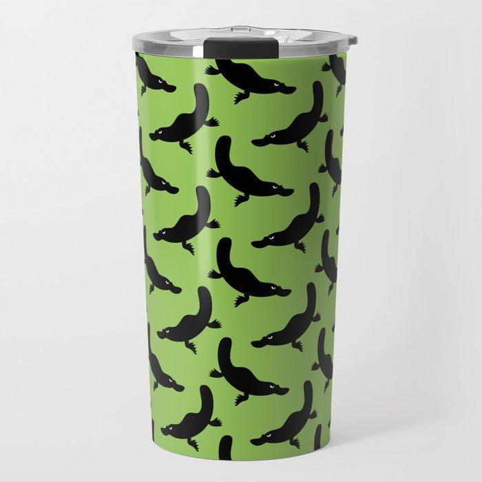 Angry Animals - Platypus Travel Mug