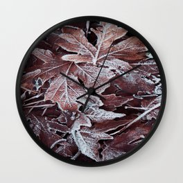 Frost 3 Wall Clock