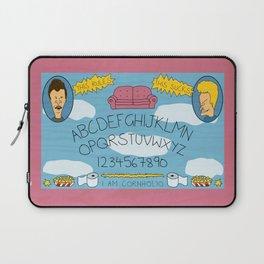Beavis and Ouija Board Laptop Sleeve