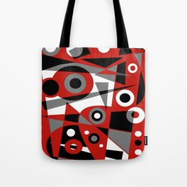 Abstract #908 Tote Bag