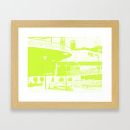 Bridge 28 Framed Art Print
