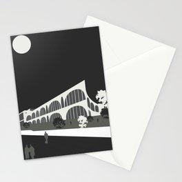 Tama Art University Library / Toyo Ito & Associates Stationery Cards
