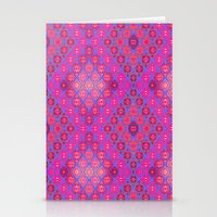kilim Stationery Cards featuring Kilim 4 by EllaJo Design
