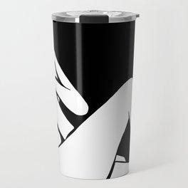 matte nude 1 Travel Mug