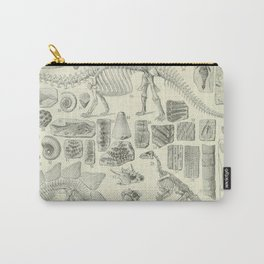 Fossil Chart Carry-All Pouch