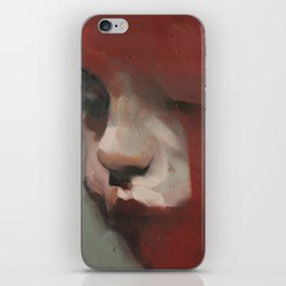 title pending iPhone Skin
